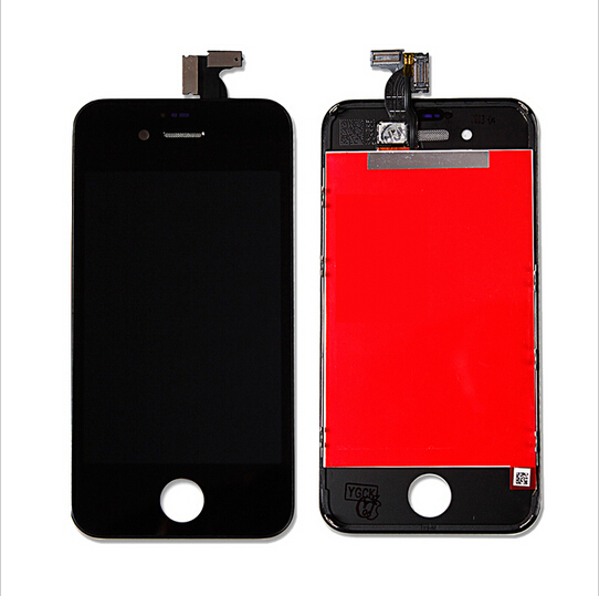 Black 100% new For iphone 4s lcd Screen assembly with display touch screen Digitizer Replacement for iPhone 4s(China (Mainland))