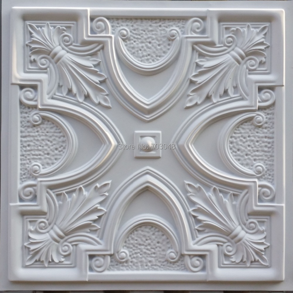 Online get cheap ceiling tiles cheap aliexpress alibaba group pl11 plastic ceiling tiles white matt color three dailygadgetfo Images