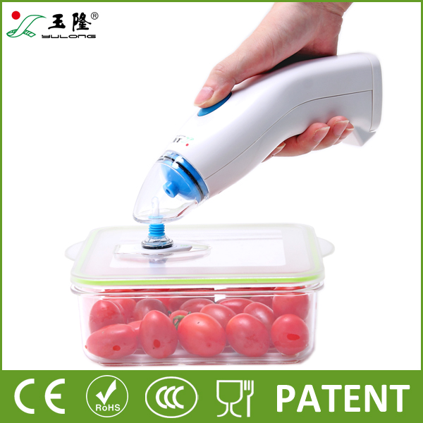 Artifact products for food storage,vacuum food storage box,vacuum pump food container,vacuum airtight food storage container(China (Mainland))