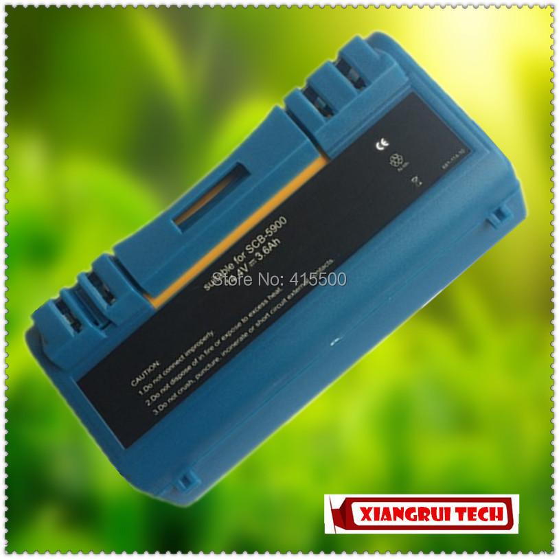3600mAh Vacuum Cleaner Battery For Irobot Scooba 5900,14904,5999, 6050, 300, 330, 340,350,380,385,34001,5800,5806,5910,5920,5930(China (Mainland))