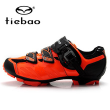 Tiebao Men MTB Mountain Bike Shoes Bicycle Cycling Shoes Self-Locking Nylon-Fibreglass Sole Shoes Sneakers zapatos ciclismo(China (Mainland))