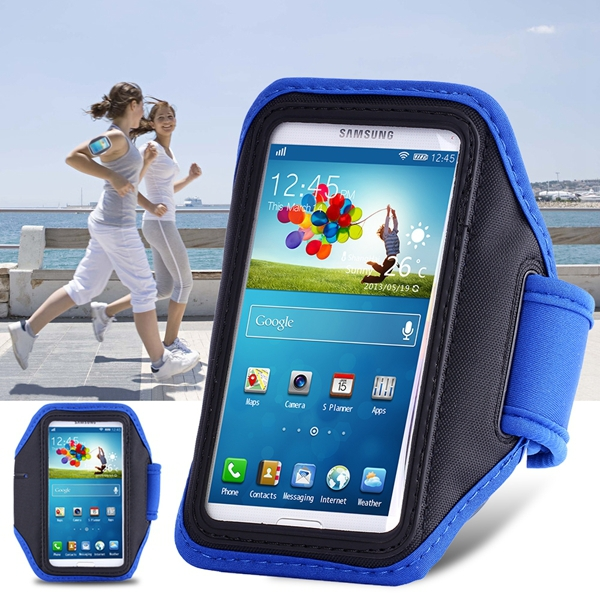 Universal Waterproof Sport Armband for Samsung Galaxy S3 S4 S5 Arm Band Phone Case Running Accessories With Adjustable Belt Case(China (Mainland))