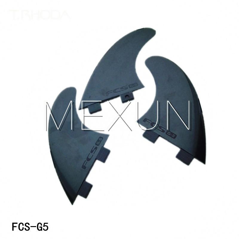 cheaper surfboard fins/fcs fins/surf fins/Plastic fcs G5(China (Mainland))