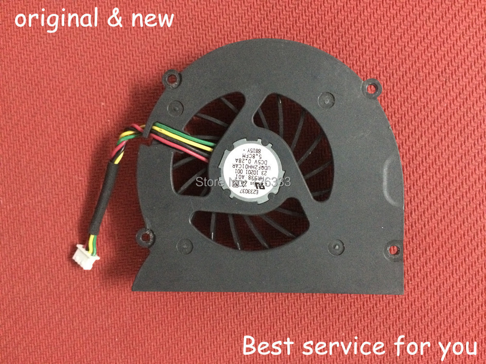 NEW CPU FAN For Dell XPS M1330 M1310 M1318 PP25L cooler laptop fan P/N: UDQF2HH01CAR(China (Mainland))