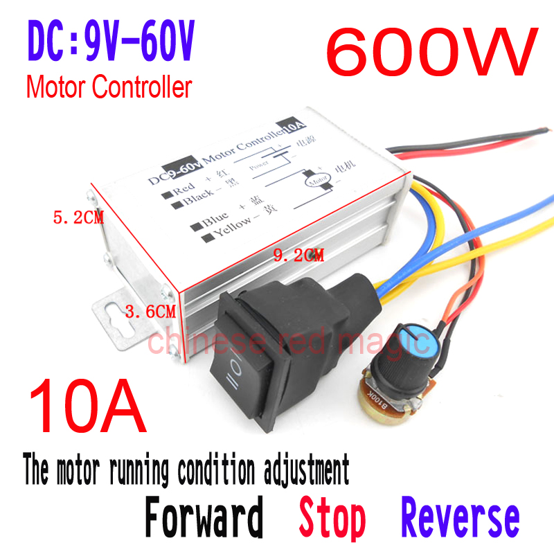 Popular Dc Brushless Pwm Dc Motor Controller Buy Cheap Dc