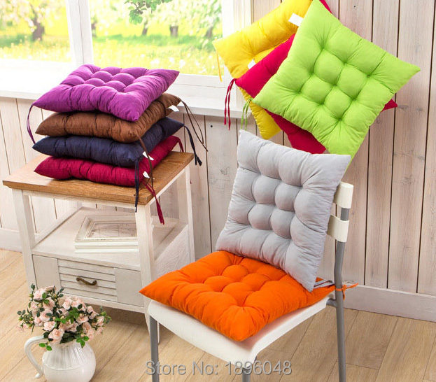 Home Garden Outdoor Car Sofa Pads Square Soft Cotton Seat Cushion Chair Patio(China (Mainland))