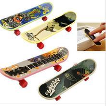 1 PCS Fingerboard mini finger skateboard Finger board tech-deck mini skateboard Toys Gift Free shipping(China (Mainland))