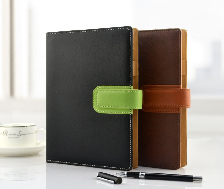 Business Notebook Organizer Magnetic Business Notebook
