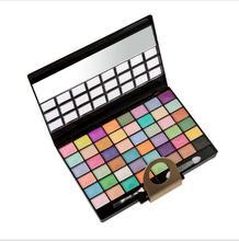 Makeup Palette Set Colorful Powder Eyeshadow Lip Gloss Powder Foundation Blusher Fashion Professional Make Up Set(China (Mainland))