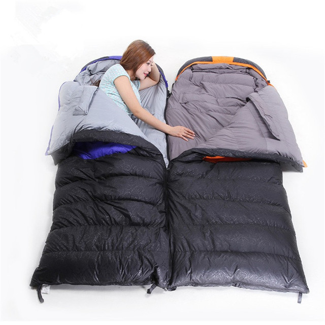 Ultralight Camping Duck Down Sleeping Bag