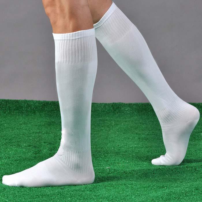 MEN FOOTBALL SOCKS WHITE