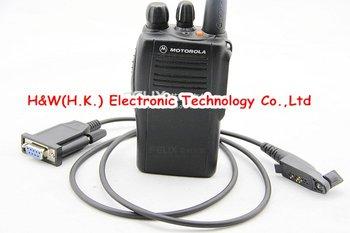 Programming cable for Motorola Walkie talkie GP328PLUS/GP338PLUS interface COM