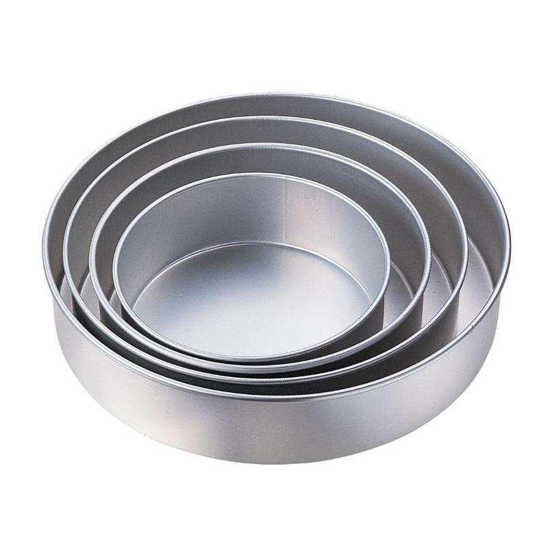 Round Cake Pan Set