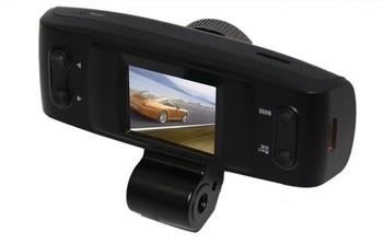 GS1000 Novatek CPU Car black box with 1920*1080P OV9712 HD Lens HDMI 4 x digital zoom 120 degree vide angle Free shipping