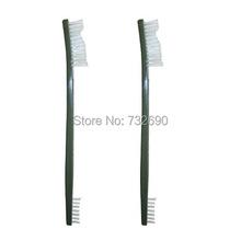 double-end gun brush, nylon brush, gun cleaning brush(China (Mainland))
