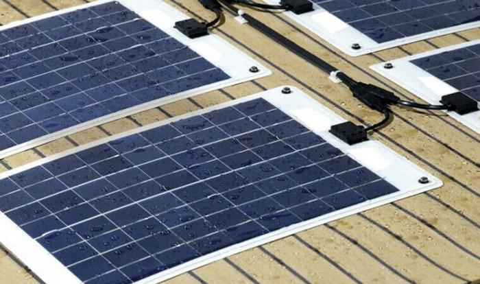 Solar 12v Flexible Flexible Solar Panel 100w
