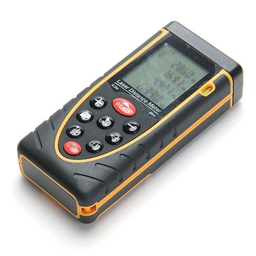 CNIM Scorching Digital Laser Distance Meter Tester Finder Measure zero.2 to 80m RZ80