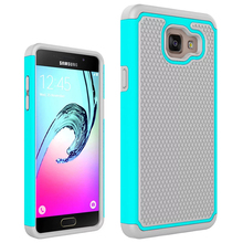 Buy Hybird Armor Silicone Football Pattern Shockproof Back Cover Samsung Galaxy A5 A510 2016 Case Plastic Fundas Coque for $5.51 in AliExpress store