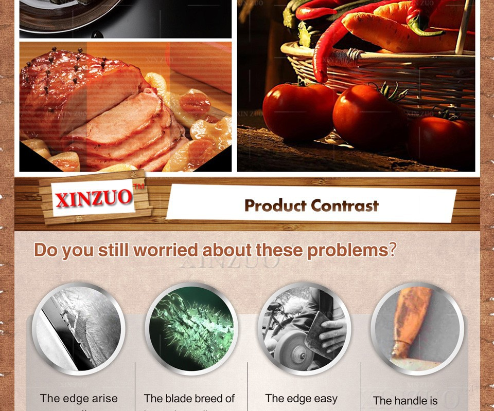 Buy 2016 NEW 8 inch chef knife 73 layers Japanese Damascus steel kitchen knife senior meat/vegetable knife wood handle free shipping cheap