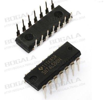 5PCS SN74LS90N SN74LS90 IC DECADE COUNTER 14-DIP New(China (Mainland))