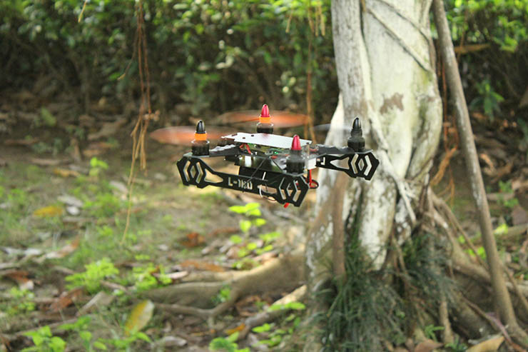 L160-1 5.8G FPV Racing RC Quadcopter RTF 2.4GHz ( With 720TVL Camera)