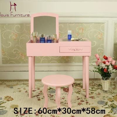 Buy mini makeup vanity dressing table for Mini makeup desk