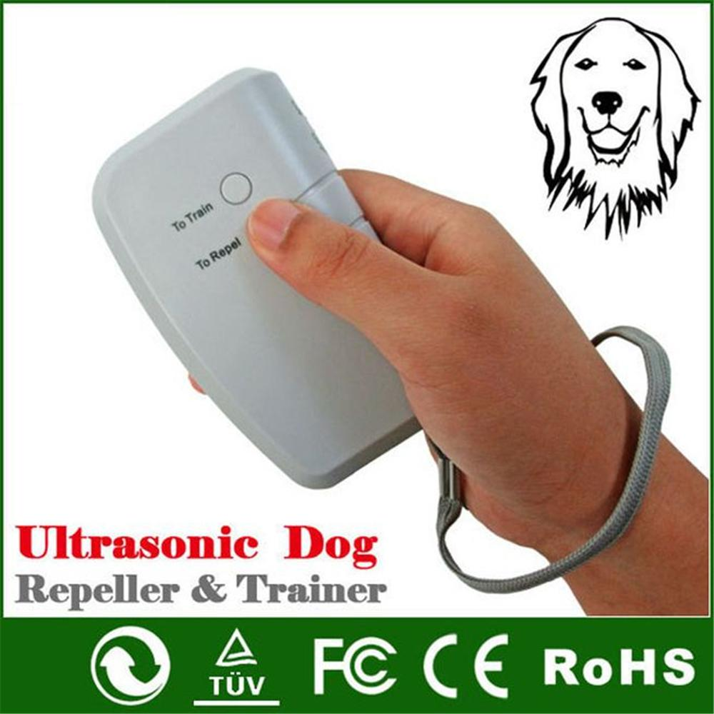 Wall-mounted Electronic Ultrasonic Pest Dog Repeller and Training Mosquito Deterrent Wave Infraredd Trainer CH-D31(China (Mainland))