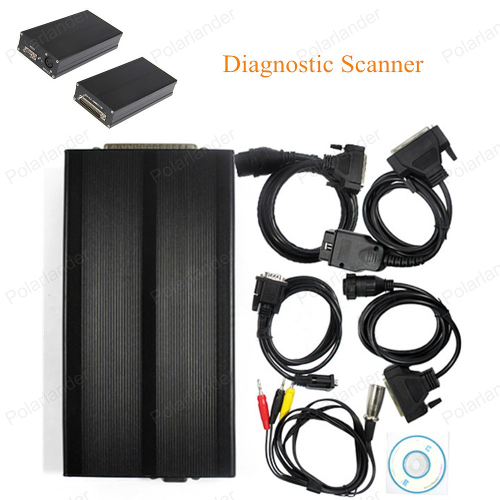 Car Diagnostic Tool Car Scanner MCU controlled Interface for Mercedes Benz Free Shipping Wholesale(China (Mainland))
