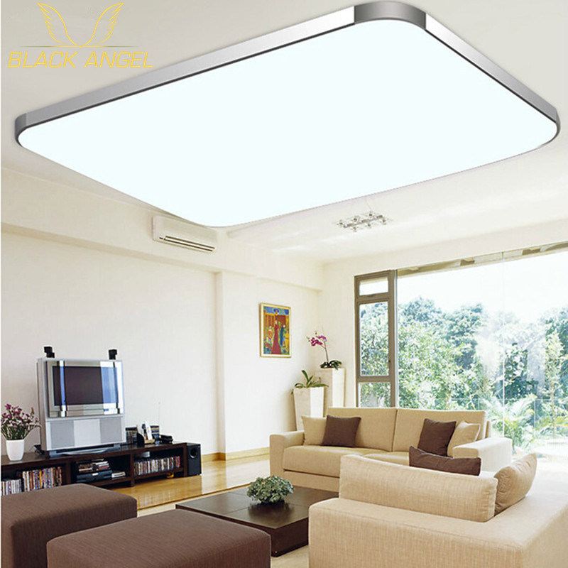 2016 surface mounted modern led ceiling lights for living for Living room lighting