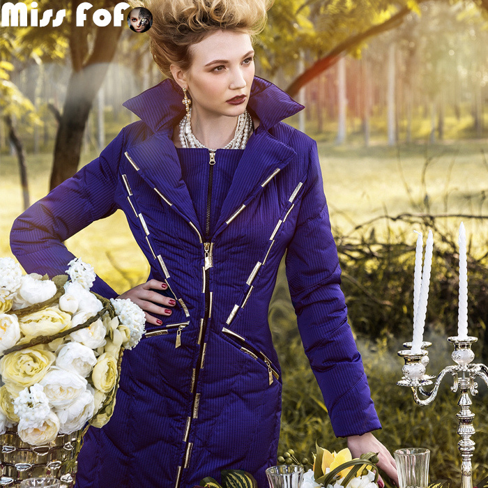 High Quality RoyalCat Slim Genuine Down Coat Down OvercoatОдежда и ак�е��уары<br><br><br>Aliexpress