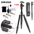 ASHANKS A25 Travel Tripod With Ball Head For Camera Easy Flexible and Reflex to Dslr Stand