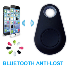 2015 New Smart Bluetooth 4.0 Anti-lost Alarm Child Elderly Pet Phone Car Lost Reminder Baby Key Anti Lost Tracker Finder