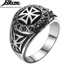 2015 Vintage Retro Men Ring Sterling Silver Jewelry 925 Sterling Silver Rings For Men Trendy Rings Fashion Jewelry Size 7#/8#/9#