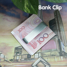 New Money Clip Long Slim 2.8