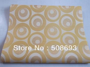 FREE SHIPPING,african headtie+sego headtie,yellow color headtie,circle pattern wholesale price,best material head accessory