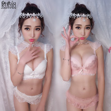 Buy JYF Brand Women Luxury Noble Underwear Set Spring Summer Hollow Sexy Bra Princess Lace Embroidery Sexy Lingerie Push Bra Sets for $10.68 in AliExpress store