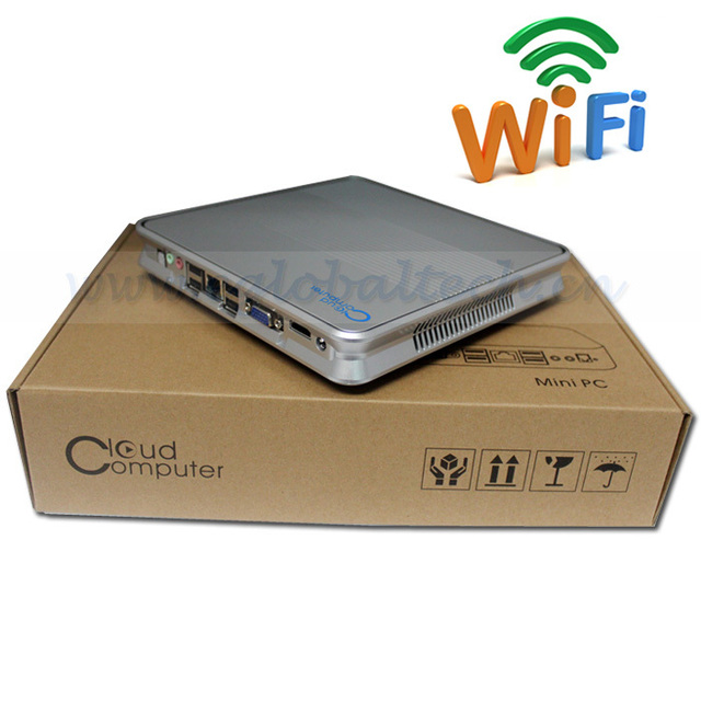 Wireless Computers with Competitive Price Windows 4GB DDR3, 32G SSD, Tntel D2500 for Wireless Printer High Grade Mini PC Windows
