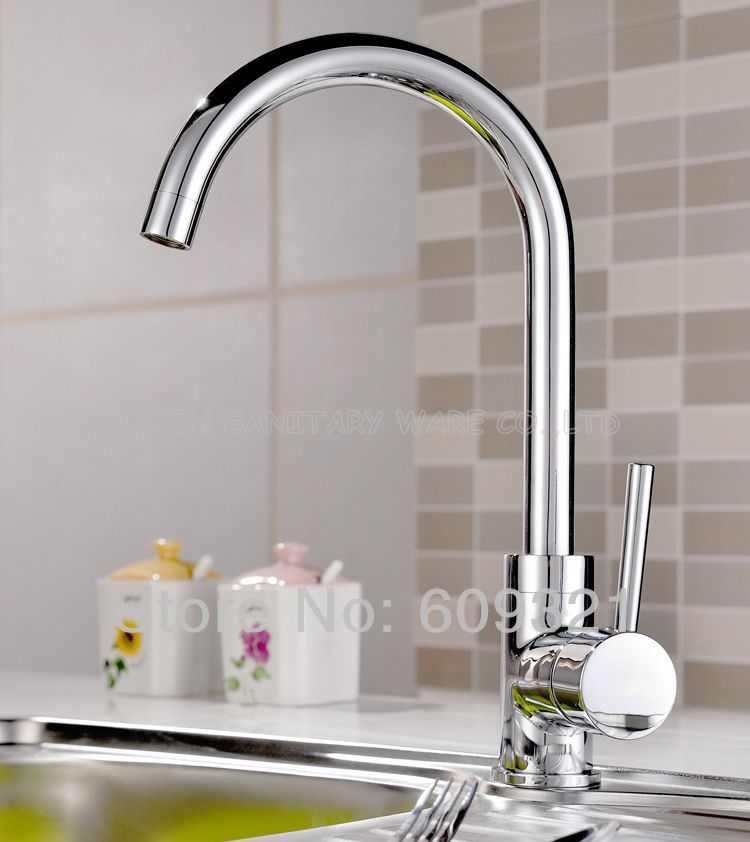 Freeshipping Kitchen Faucet Kitchen Sink Faucet Vintage Kitchen Faucet Water