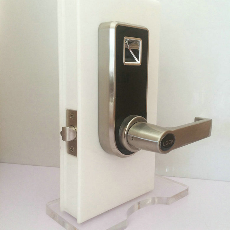 online kaufen gro handel electronic fingerprint door lock. Black Bedroom Furniture Sets. Home Design Ideas