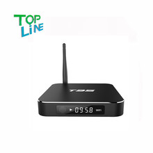 2016 NEW Amlogic S905 Android 5.1 TV BOX T951GB/8GB Gigabit LAN WiFi BT4.0 H.265 1080P KODI Pre-installed T95 android tv box