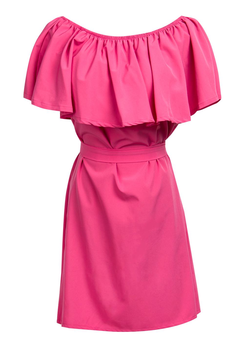 Fashion Brand Vestidos Summer Dress Women Off Shoulder Dress Sleeveless Ruffles Cross Straps Dresses Candy Color Party Dresses