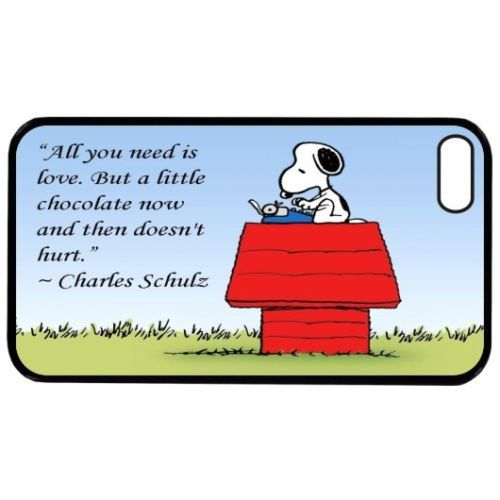 Free shipping New Peanut Snoopy Hard Back Case Cover For Apple iPhone 5 5G(China (Mainland))
