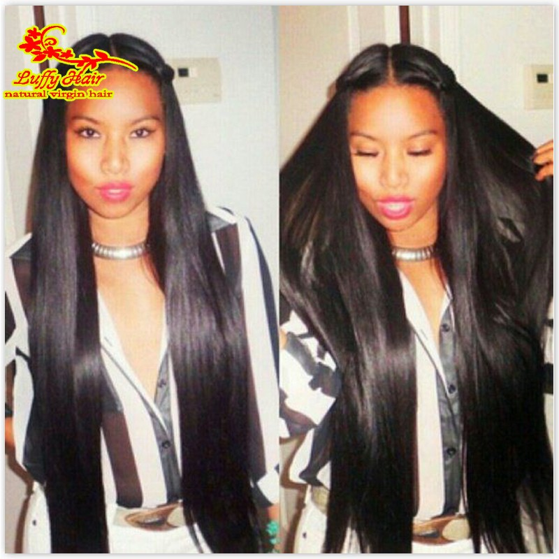 Top quality 8a virgin glueless full silk base wigs 180 density silky straight silk top full lace wigs with natural hairline(China (Mainland))