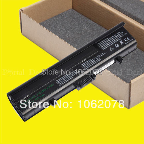 10.8V 6 CELL Battery For New Dell XPS M1330 1330 PU556 WR050 1318 PU563, TT485, WR050, WR053, NT349, NX511(China (Mainland))