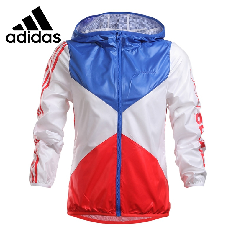 Original New Arrival 2016 Adidas NEO Label Womens jackets Hooded Sportswear free shipping<br><br>Aliexpress
