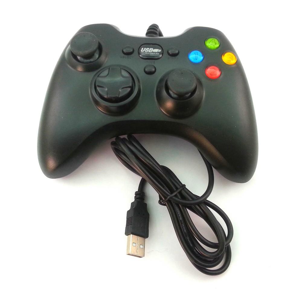 30PCS FREE SHIPPING USB Wired Vibration Joypad Gamepad Controller for PC Joystick Windows 7 DW023<br><br>Aliexpress