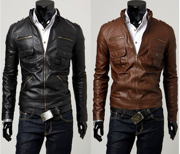 Good Leather Jackets Mens - Jacket