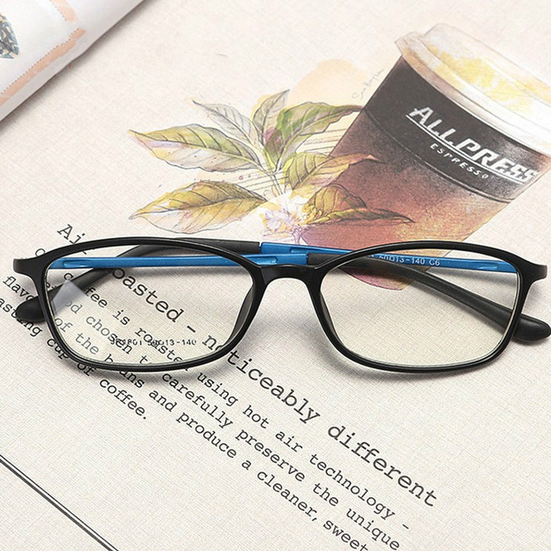 2016 New Fashion Trend TR90 Eyewear Frame Light Cosy Men Women Optical Eyeglasses Computer Glasses Spectacle Frame _SH433(China (Mainland))