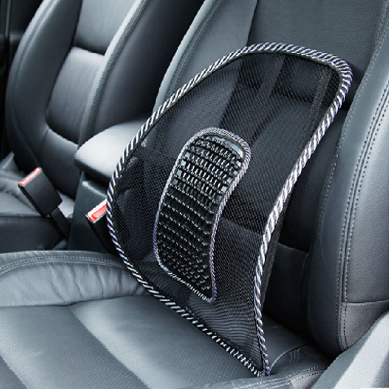 mesh lumbar cushion for car home office kooshen for cushions online. Black Bedroom Furniture Sets. Home Design Ideas