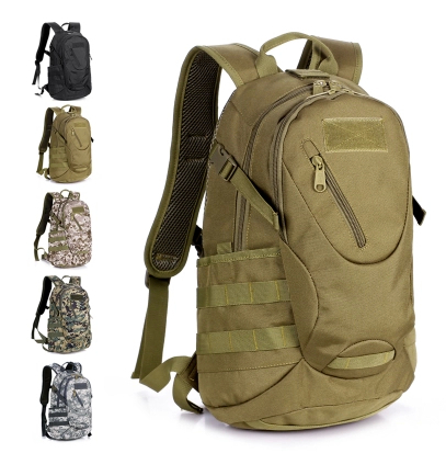 Brand MOLLE outdoor tactical backpack Camouflage women waterproof travel mountaineering bag laptop - eBags CHINA store